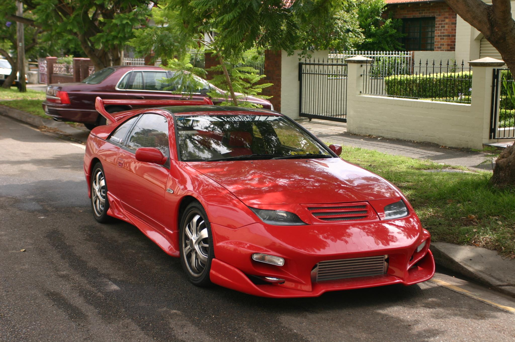 My Nissan 300zx Twin Turbo For Sale Actually Haha